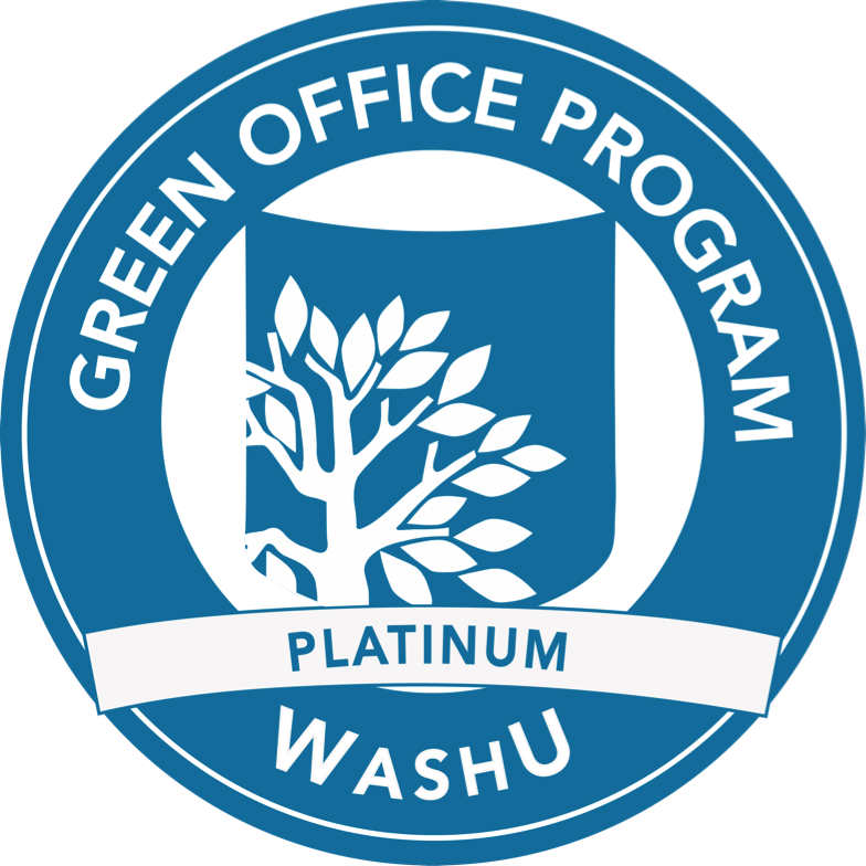 Green Office Program WashU