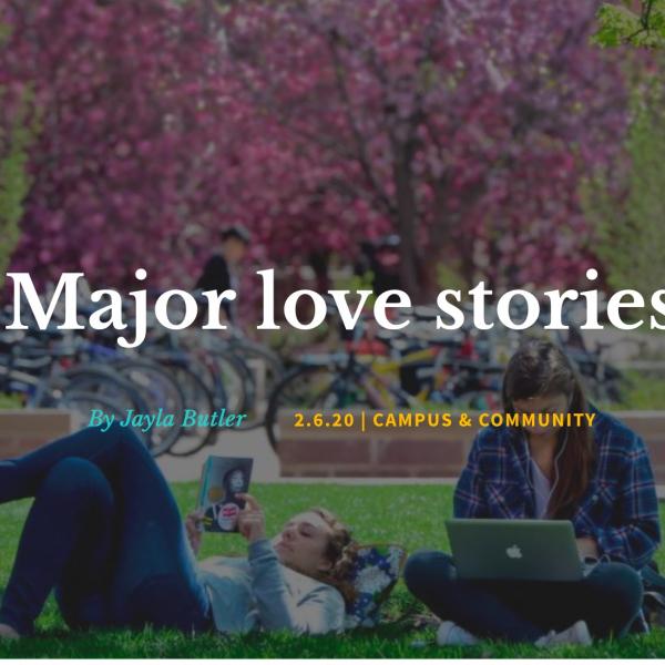 Major love stories