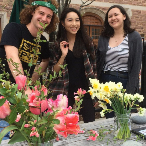 Green Event Resources Expand to Include Flowers