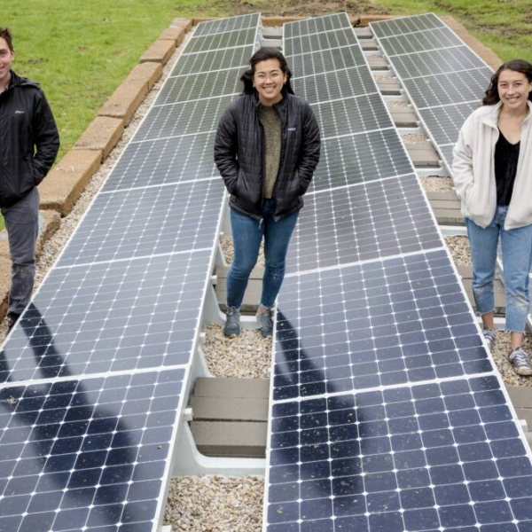 Expanding Solar Power at Tyson Research Center